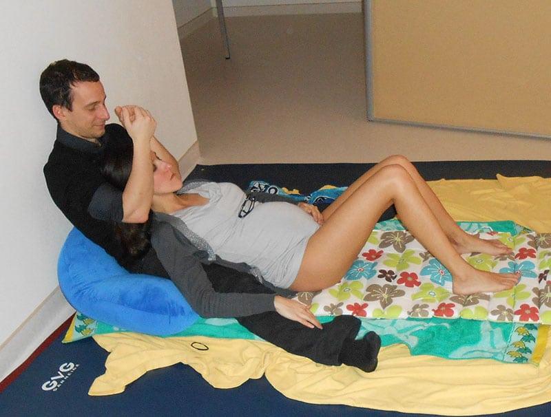 atelier massage en couple