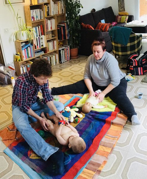 massage bebe en couple sandra jacques