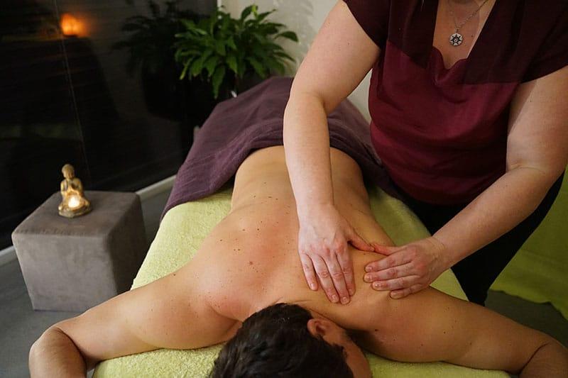 massage bien-être Sandra Jacques