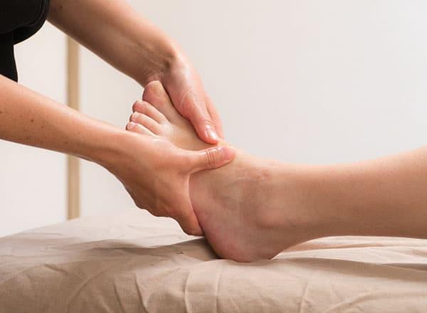 reflexologie plantaire Sandra Jacques Massage