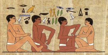 soin égypto-essénien